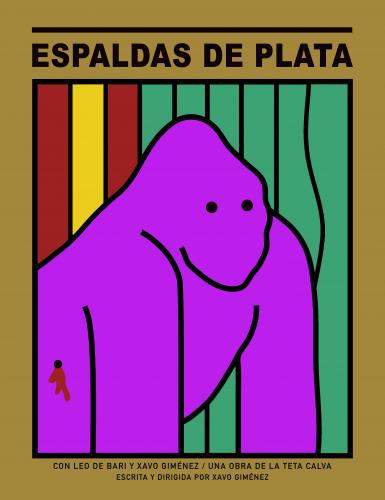 ESPALDAS DE PLATA